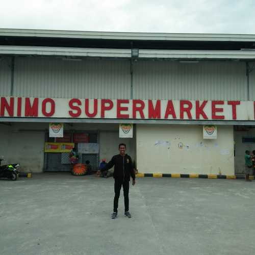 This picture taken out of Vanimo supermarket in Capital of West Sepik Province on Papua New Nugini