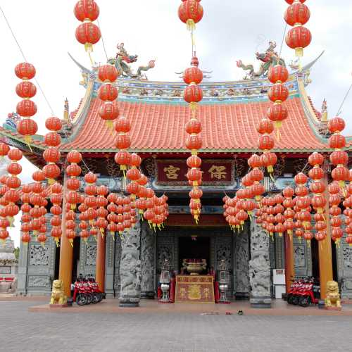 Temple Chinese