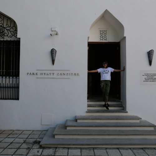 Park Hyatt hotel Zanzibar