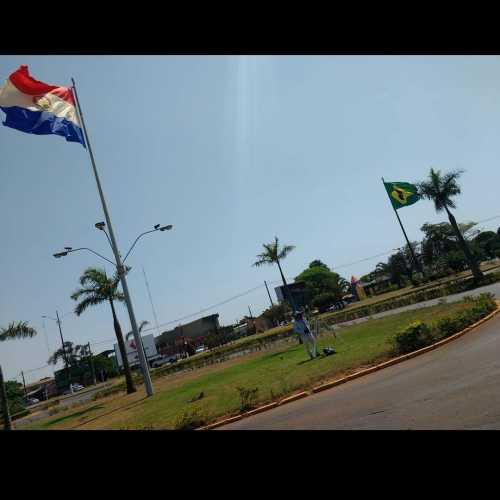 Frontera brazil Paraguay