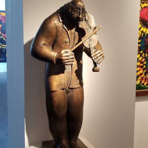 Музей Cовременного Искусства Зураба Церетели, Грузия