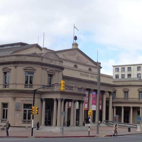 Театр Солис, Uruguay