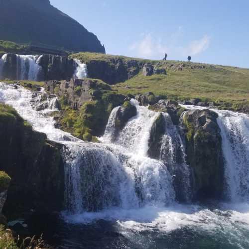 Киркухелфосс, Iceland