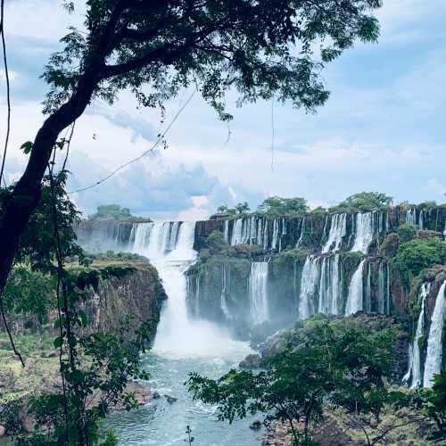 Iguazu falls-unparalleled, magnificent natural wonder