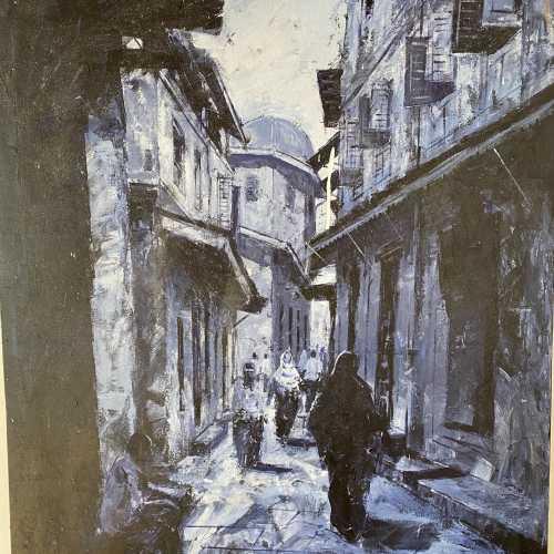 Старый город — Стоунтауе