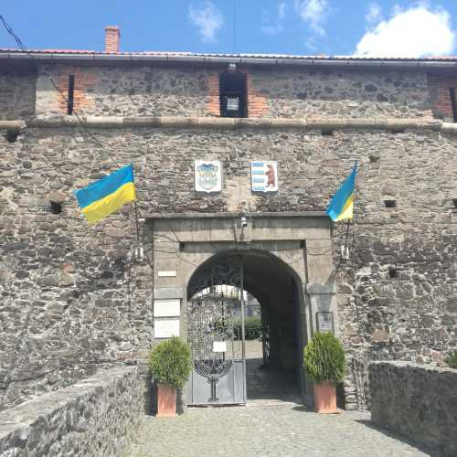 Ужгородський замок, Украина