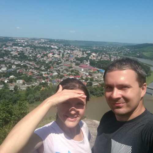 Днестровский кaньoн, Украина