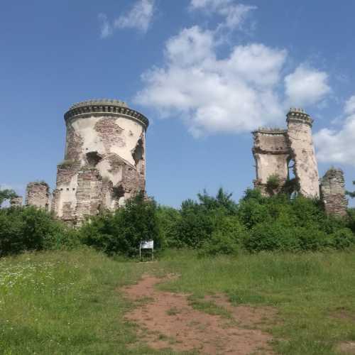 Червоноградский замок, Украина