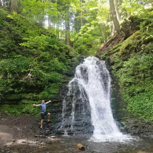 Водопад Сопот, Украина