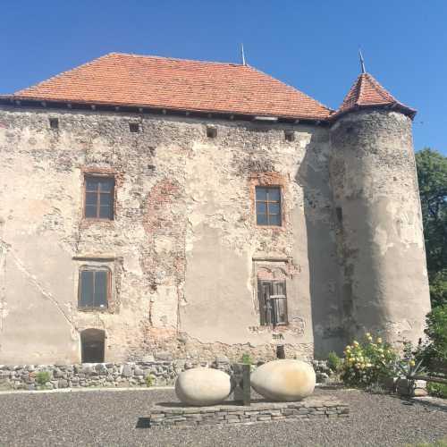 Замок Сент-Миклош, Украина