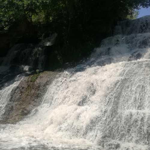 Джуринський водоспад, Украина