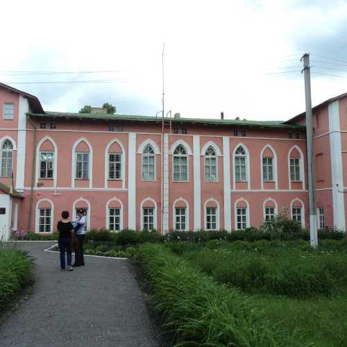 Пархомовка, Украина