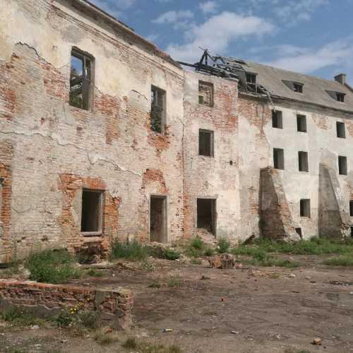 Клеванский замок, Украина