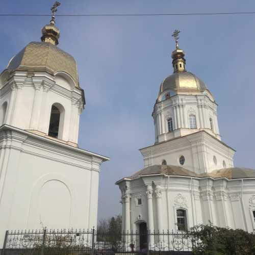 Диканька, Украина