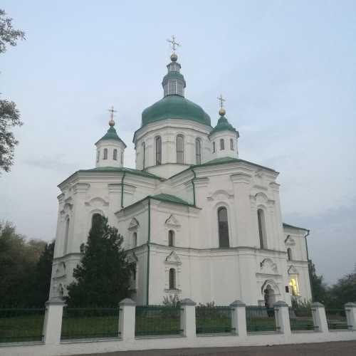 Великие Сорочинцы, Украина