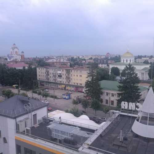 Белая Церковь, Украина