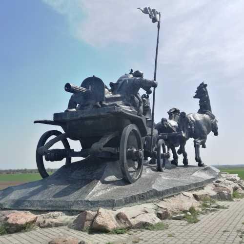 Каховка, Украина