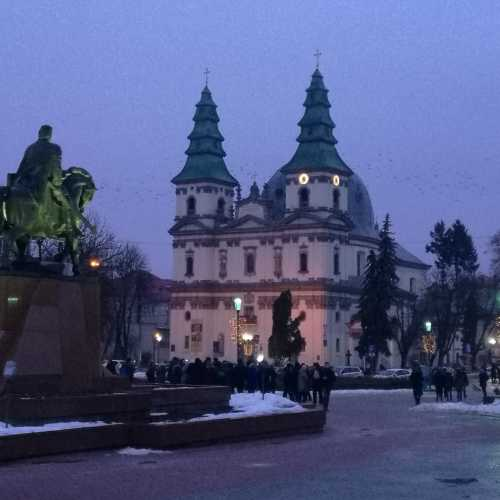 Тернополь, Украина