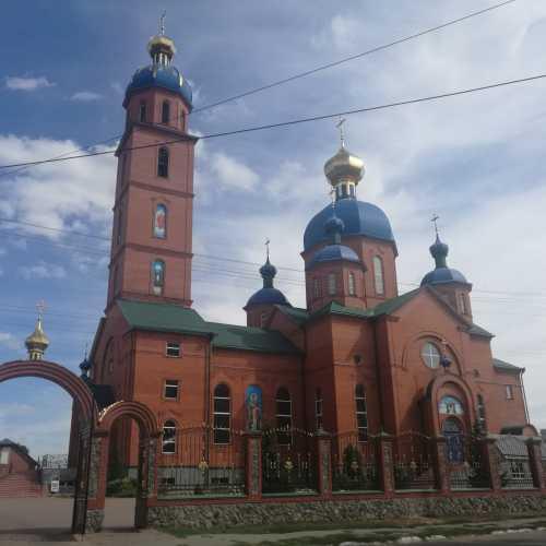 Лозовая, Украина