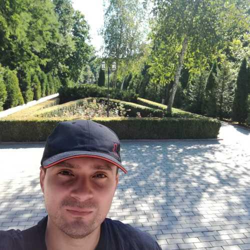 Хутор Надежда, Украина