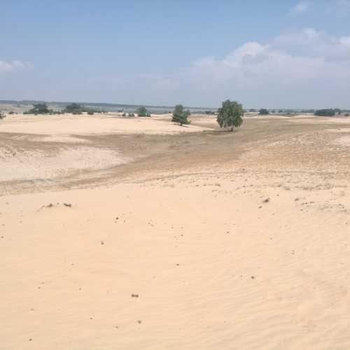 Кицівська пустеля, Ukraine