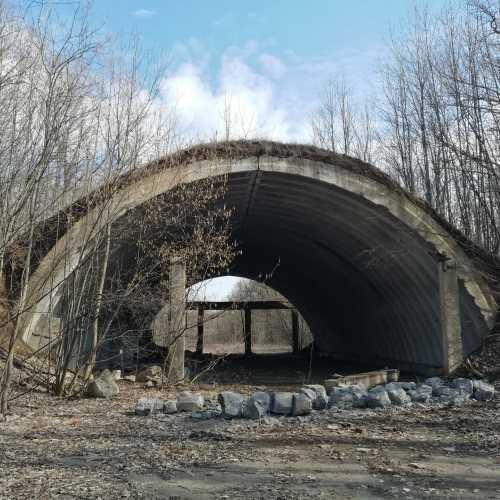 Бывшая военная база С-200, Ukraine