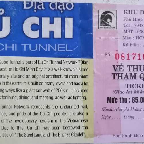 Ку-Чи, Вьетнам