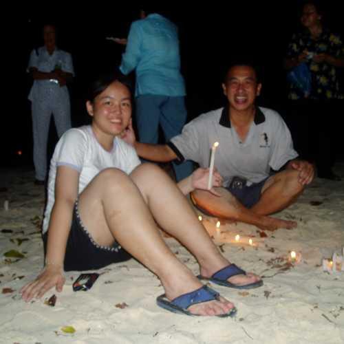 Candle night, Малайзия