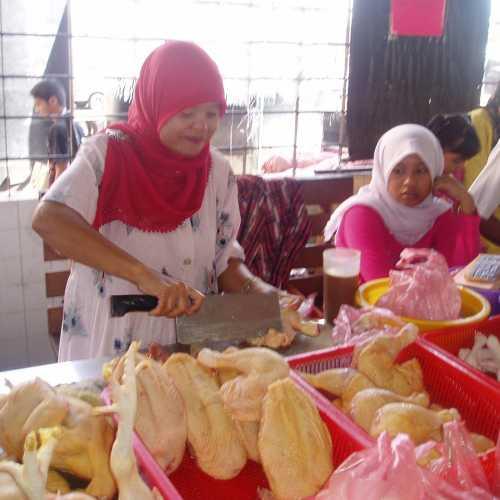 吃妈妈煮的饭, Малайзия