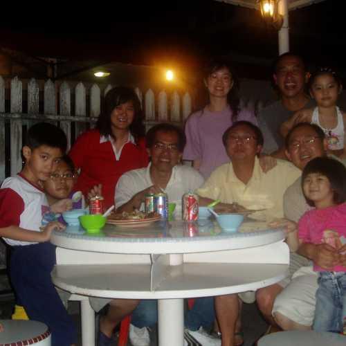 红豆至,南亭晚宴, Малайзия