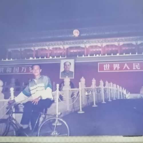 天安门, Китай