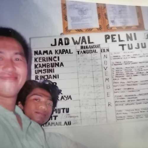 Таракан, Индонезия