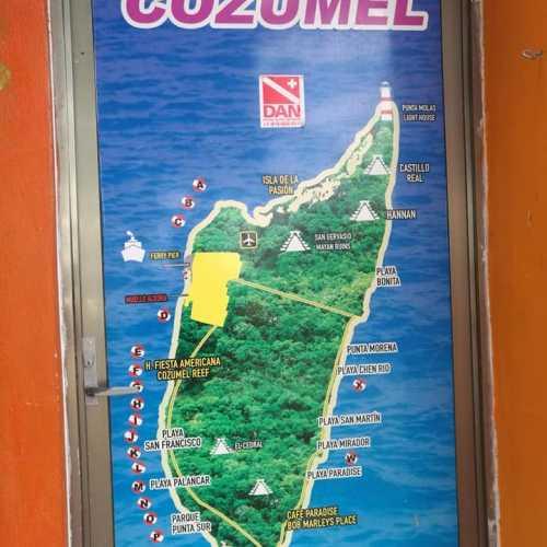 Косумель, Мексика