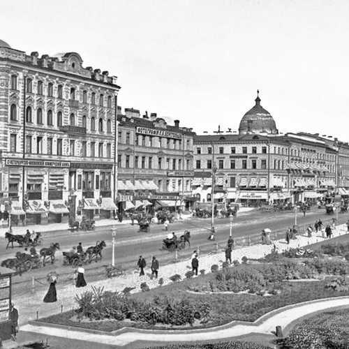 От Кзанской площади до городской Думы