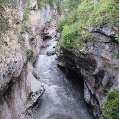Khadzhokhsky gorge