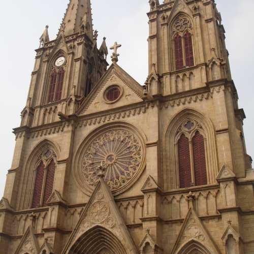 Sacred Heart cathedral, China