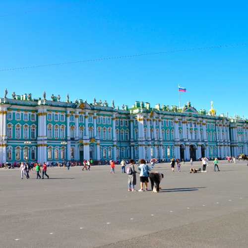 State Hermitage Museum, Russia