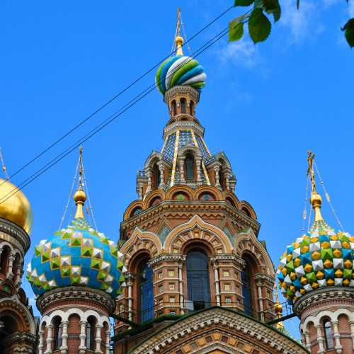 Church of the Savior on Blood, Russia