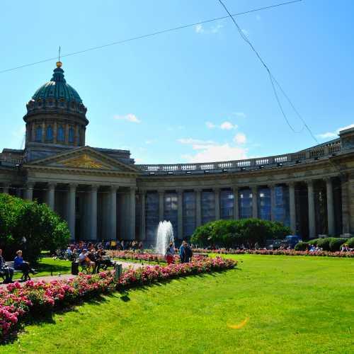 Казанский собор, Россия