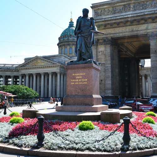 Памятник Барклаю-Де-Толли, Russia