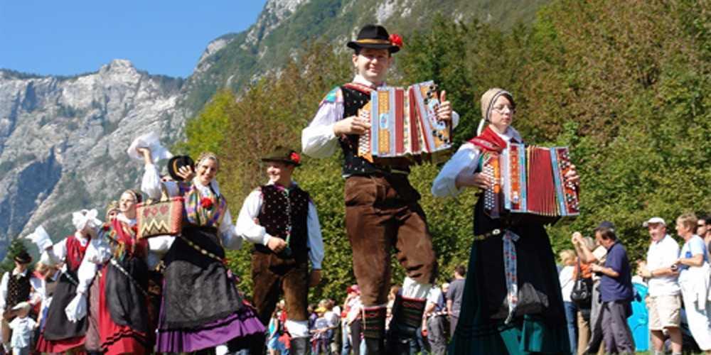 Словения фото