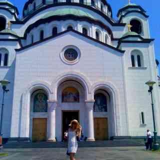 Храм св.Саввы