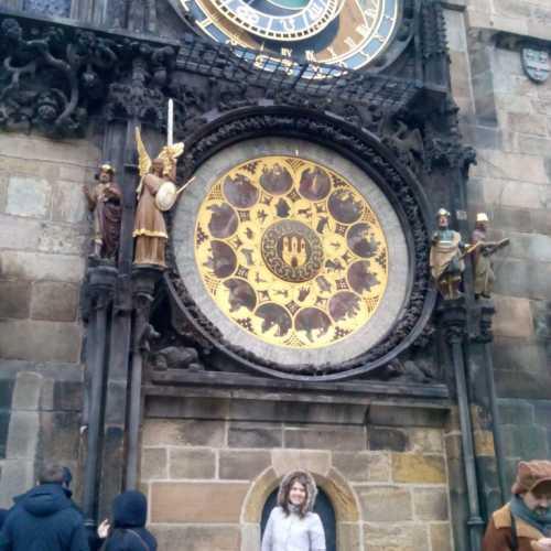 Астрономический часы