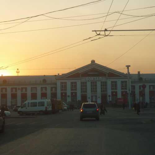 Barnaul, Russia