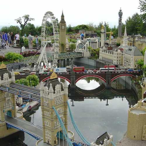 Леголенд Виндзор (Legoland Windsor), United Kingdom