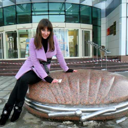 Памятник кошельку, Russia