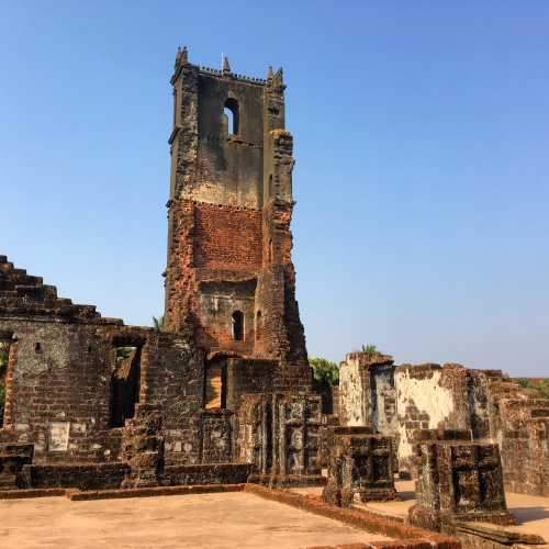 Старый Гоа, Индия