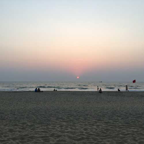 Агонда, Индия