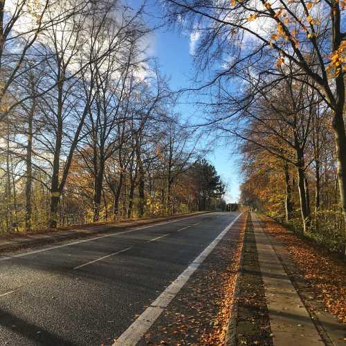 Нюборг, Дания