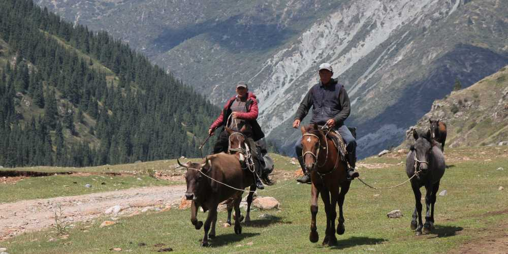 Киргизия фото